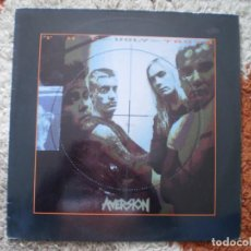 Discos de vinilo: LP. AVERSION. THE UGLY TRUTH. AÑO 1990. Lote 105975723