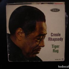 Discos de vinilo: DUKE ELLINGTON- CREOLE RHAPSODY.. Lote 105980431