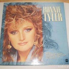 Discos de vinilo: LP BONNIE TYLER. THE GREATEST HITS. 1986 IRELAND (DISCO PROBADO Y BIEN, SEMINUEVO). Lote 105980791