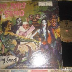 Discos de vinilo: SPIKE JONES SPOOKTACULAR IN SCREAMIG SOUND( 1965 (WARNER BROSS) OG USA ROCK &ROLL TERROR. Lote 105989619