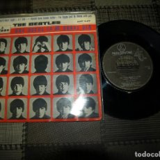 Discos de vinilo: 2 SINGLES THE BEATLES Y 1 SINGLE DE PAUL MCCARTNEY. Lote 105990155