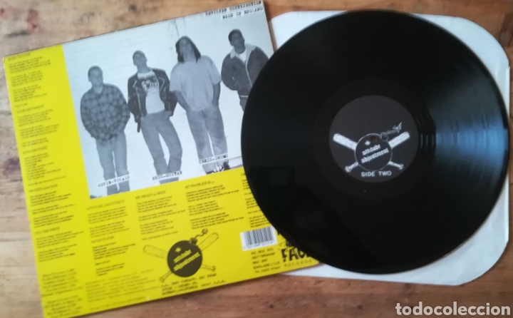 Discos de vinilo: Disco Attitude Adjustment - Foto 4 - 105991888