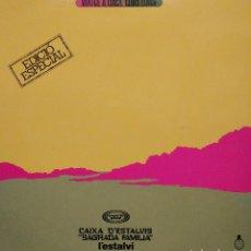 Discos de vinilo: VIATGE A ITACA. LLUIS LLACH. 1975 . Lote 105993019
