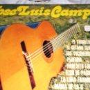 Discos de vinilo: JOSE LUIS CAMPOY - LOS PICONEROS - 1975. Lote 105997599