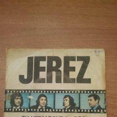Discos de vinilo: DISCO JEREZ -. Lote 105998523