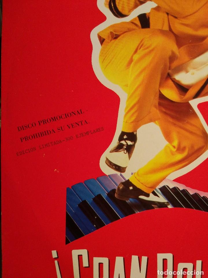 Discos de vinilo: JERRY LEE LEWIS THE FIRE MEGAMIX Edc. 40 Principales Promo / a estrenar - Foto 3 - 106004791