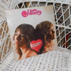 Discos de vinilo: HEART– DREAMBOAT ANNIE.LP ORIGINAL USA 1976.CARPETA ABIERTA.SELLO MUSHROOM RECORDS. Lote 106005059