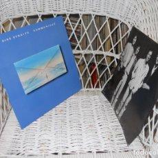 Discos de vinilo: DIRE STRAITS – COMMUNIQUÉ.LP ORIGINAL CANADA 1979.CON INNER. Lote 106005799