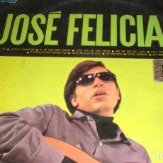 Discos de vinilo: JOSE FELICIANO -1968 . Lote 106007771