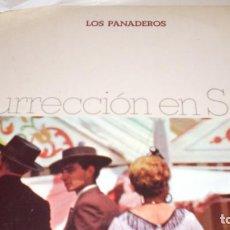 Discos de vinilo: LOS PANADEROS - RESURRECCION EN SEVILLA. Lote 106009859
