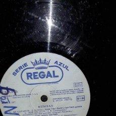 Discos de vinilo: CHACHO Y PERET Y SUS GITANOS - RUMBAS. Lote 106013187