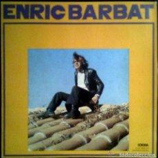Disques de vinyle: ENRIC BARBAT : EDIGSA 1971 TAPI, JORDI SABATES.RICARD RODA,IA CLUA, ROS-MARBA,JOSEP MARIA ALPISTE. Lote 106016675