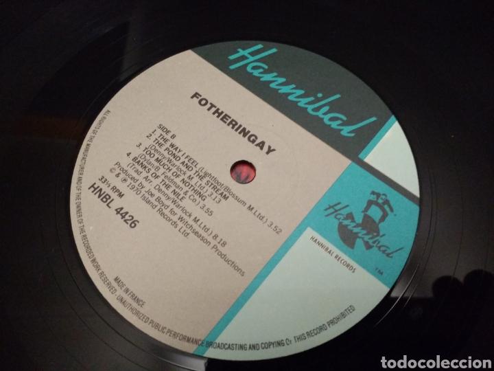 Discos de vinilo: Fotheringay - edición inglesa - - Foto 4 - 106020506
