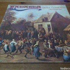 Discos de vinilo: LA BANDA - FIESTA CAMPESTRE - (ROCKMERIA) CARPETA DOBLE. Lote 106021763