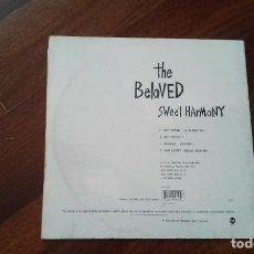 Discos de vinilo: THE BELOVED-SWEET HARMONY.MAXI . Lote 106045931