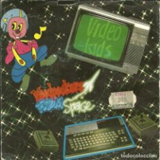 Discos de vinilo: VIDEO KIDS - WOODPECKERS FROM SPACE / RAP AND SING ALONG - 1984. Lote 106057883