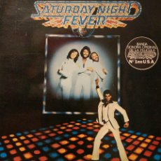 Discos de vinilo: SATURDAY NIGHT FEVER 1977 ORIGINAL MOVIE SOUNDTRACK, BEE GEES - 2LP' FALTA EL 1º. Lote 106060119