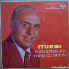 Discos de vinilo: DISCOS (ITURBI) PIANO. Lote 106061251
