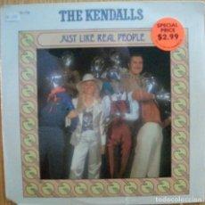 Discos de vinilo: DISCOS (THE KENDALLS). Lote 106063443