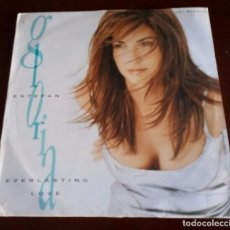 Discos de vinilo: GLORIA ESTEFAN - EVERLASTING LOVE - MAXI SINGLE.12 . Lote 106070491