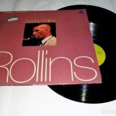 Discos de vinilo: SONNY ROLLINS 2 LP- 1974. Lote 106075391