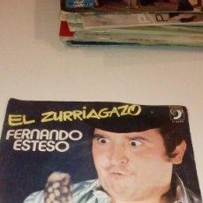 Dischi in vinile: BAL-5 DISCO CHICO 7 PULGADAS EL ZURRIAGAZO FERNANDO ESTESO. Lote 106080423
