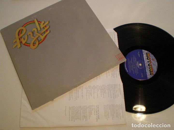 PUZZLE - St - LP USA MOTOWN 1973 // MODERN SOUL FUNK JAZZ