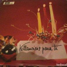 Discos de vinilo: LP-VILLANCICOS PARA TI VARIOS ARTISTAS REGAL 8063 SPAIN 1968 DUO DINAMICO. Lote 106080639