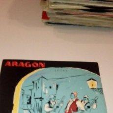 Discos de vinilo: BAL-5 DISCO CHICO 7 PULGADAS ARAGON JOTAS JOSE OTO. Lote 106082227