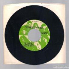Discos de vinilo: VARIOS - LA HERENCIA DE LOS MUNSTER #11 (EP 7'' 1991). Lote 106091139
