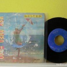 Discos de vinilo: SAN REMO 1960 SINGLE 233. Lote 106142563