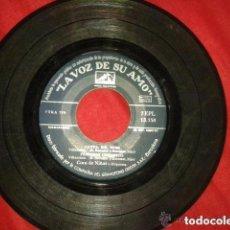 Discos de vinilo: CORO DE NIÑAS Y ORQUESTA, CANTA RIE BEBE + 3 VILLANCICOS - EP ODEON (SOLO DISCO). Lote 106169167