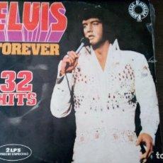 Discos de vinilo: ELVIS FOREVER GATEFOLD. Lote 106174147