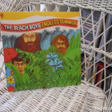 Discos de vinil: THE BEACH BOYS– ENDLESS SUMMER.DOBLE LP RECOP. EDIC. USA 1974.CARPETA ABIERTA.SELLO CAPITOL. Lote 106187951