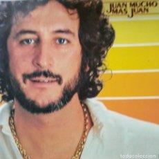 Discos de vinilo: JUAN PARDO JUAN MUCHO MAS JUAN LP. Lote 106223815