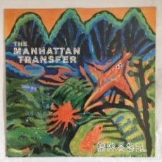 Discos de vinilo: THE MANHATTAN TRANSFER ?– BRASIL. Lote 106300583