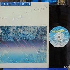 Discos de vinilo: FREE FLIGHT. BEYOND THE CLOUDS. FONOMUSIC 1986, REF. 86.2190. LP. Lote 106307071