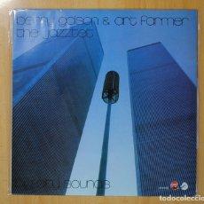 Discos de vinilo: BENNY GOLSON & ART FARMER / THE JAZZTET - BIG CITY SOUNDS - LP. Lote 106336059
