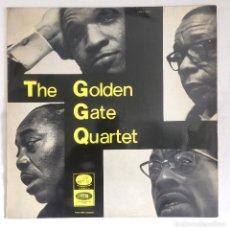 Discos de vinilo: THE GOLDEN GATE QUARTET – THE GOLDEN GATE QUARTET 1965. Lote 106354531