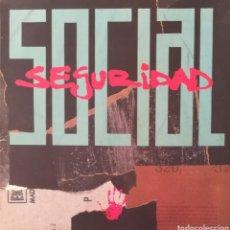 Discos de vinilo: DISCO SEGURIDAD SOCIAL. Lote 106501358