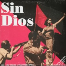 Discos de vinilo: DISCO SIN DIOS. Lote 106505804