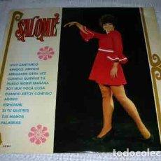 Discos de vinilo: SALOME - LP BELTER 1969. Lote 106547579