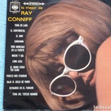 Dischi in vinile: RAY CONNIFF,LO MEJOR EDICION ESPAÑOLA DEL 67. Lote 106554835