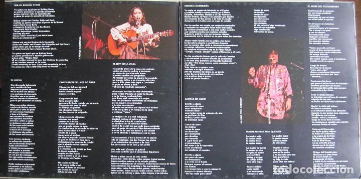 Discos de vinilo: VAINICA DOBLE: EL TIGRE DE GUADARRAMA - Foto 3 - 106557839