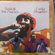 Discos de vinilo: LP TOOTS AND THE MAYTALS FUNKY KINGSTON REGGAE JAMAICA. Lote 139401460