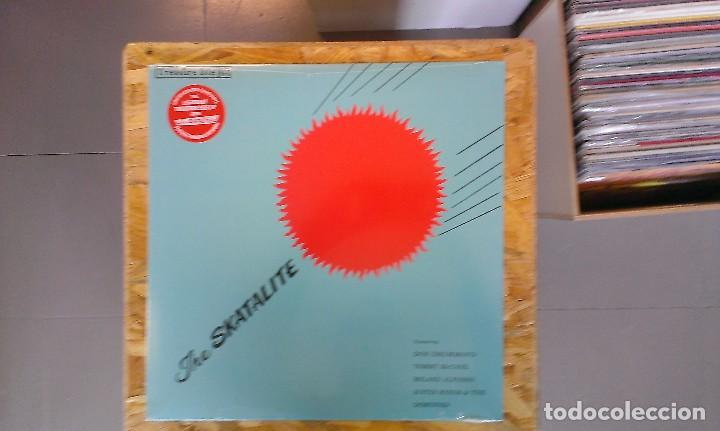 LP THE SKATALITES THE SKATALITE VINILO REGGAE SKA JAMAICA (Música - Discos - LP Vinilo - Reggae - Ska)