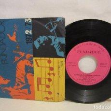 Discos de vinilo: LA PANDILLA - ALEGREMONOS CON LA PANDILLA - EP - 1972 - SPAIN - VG/G. Lote 106566007