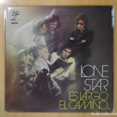 Discos de vinilo: LONE STAR - ES LARGO EL CAMINO - GATEFOLD - LP. Lote 106577852