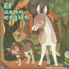 Discos de vinilo: EL ASNO COJITO (CUENTO) SINGLE SELLO COLUMBIA AÑO 1969 EDITADO EN ESPAÑA... . Lote 106588831