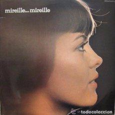 Discos de vinilo: MIREILLE MATHIEU– MIREILLE... MIREILLE - LP FRANCE 1970. Lote 106591531